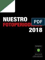 Catalogo Fotoperiodistas 2018