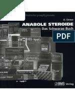 Anabole Steroide Das Neue Schwarze Buch 2010 - Neuauflage