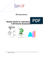 IA Lab Report Section