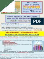 Mejorar Analit Ortomolecular Parte i