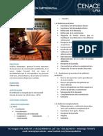 Desarrollo de Los Procesos en El Nuevo Codigo Procesal Civil Portafolio