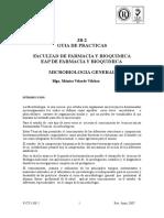 FB5055- Microbiologia General 2018-1