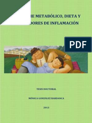 gregorio maranon dieta endocrina
