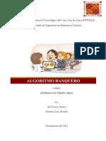Algoritmo Banquero p