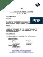 Control de Instalaciones Electricas _(12h)