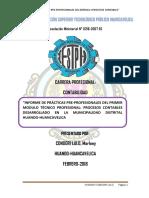 Instituto de Educación Superior Tecnológico Público Huando