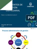 Tema 2 - La Administración II (3)
