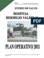 Plano Per 2011