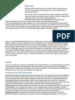 Resumo Coletivo Do Conto Ladino de Miguel Torga
