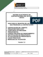 Guia Seace Registro de Los Fondos