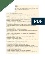 Lista de Livros Favoritos –Versão 78