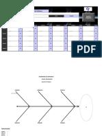 Diagrama Ishikawa Para Plataforma