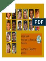 2010 - YEAR REPORT HPPB