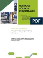 Residuos Sólidos Industriales