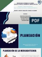 Exposicion de Merca ( Planeacion)