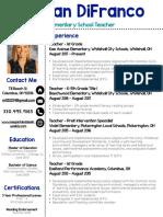 megan difranco 18-19 resume
