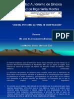Ponencia Usos Del PET, Cirfi 2016