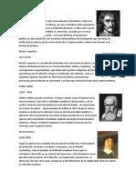 filosofos