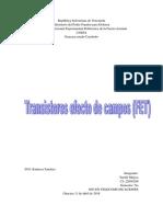 Electronica Transistor Efecto Campo.pdf Yamili Mujica
