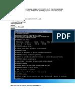 Instalar Windows Error