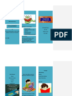 elizabeth-  professor tirres eed-470  word study and fluency brochure from powerpoint on word study and fluency