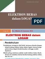 elektron pada logam