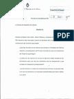 Proyecto de Resolución Túnel Agua Negra