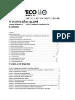 Manual Instalare Si Configurare Windows Server 2008