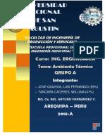 Ambiente Termico EPII UNSA.docx