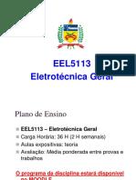 Arq01 Eletrotecnica 2018 1