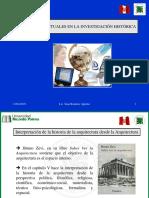 02 SEMANA PEB Tendencias Actuales en La Investigacion Historica
