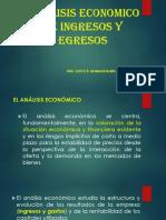 3. Analisis Economico de Ingresos y Egresos