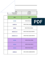 Telecomunicaciones Grupos 2018- II