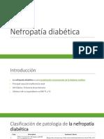 Reconstruida nefropatía