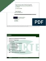 Sistemas de Informação Para Gestão - IV Seguran