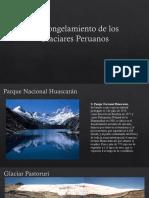 Descongelamiento de los Glaciares