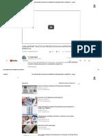 (3) Como Imprimir Tarjetas de Presentación en Mi Impresora Domestica - Youtube