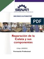 89000043 Reparación de La Culata y Sus Componentes