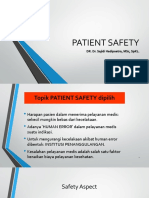 Patient Safety - RS Suyoto 22-11-16