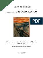 Apostilasp estacio de sa Transtorno do Panico.doc