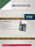 Rehabilitación Del LCA