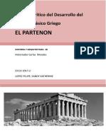 Monografia Del Monumento - Templo Clasico Griego