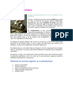 El Academicismo.doc