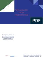 Administración de Las Relaciones B2B