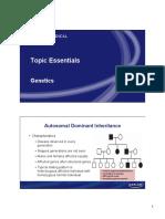 Kaplan TopicEssentials Genetics