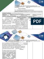 Guía de Actividades y Rubrica de Evaluación - Fase I - Desarrollar Reconocimiento Curso
