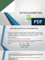 Diapositivas Estequiometría Ag