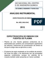 Espectroscopia de EMISION II