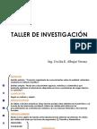 Clase 1 Taller_Investigacion