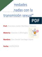 Enfermedades Relacionadas Con La Transmisión Sexual